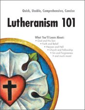 Lutheranism 101 cover